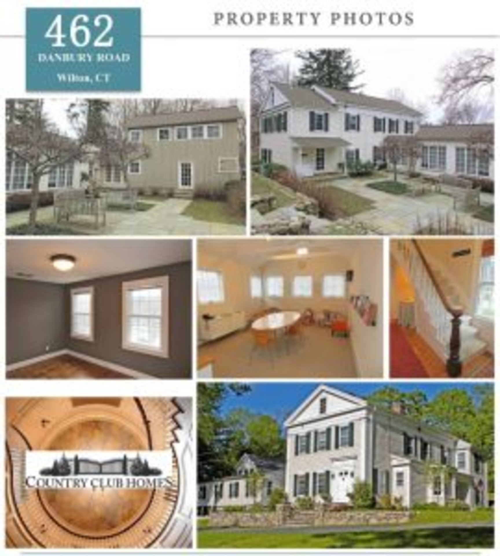 Investment Opportunity: 462 Danbury Road, Wilton, Connecticut